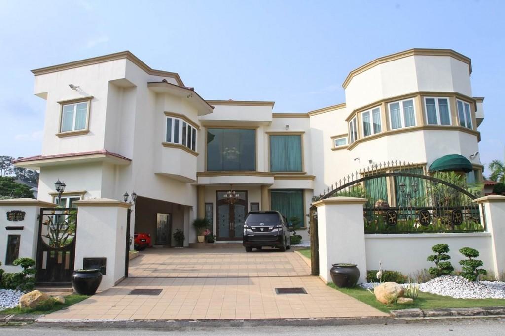 Lihat Rumah Mewah Selebriti Malaysia